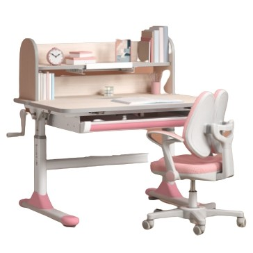 igrow 爱果乐 拾趣M1 星悦椅2.0s 学生桌椅套装(80cm专属小户型)