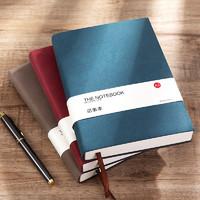 FARAMON 法拉蒙 羊巴皮笔记本 A6 96张/192页 1本装 多色可选