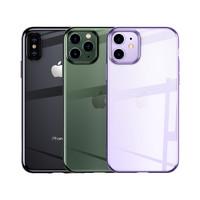 UGREEN 绿联 iPhone11系列 透明硅胶手机壳