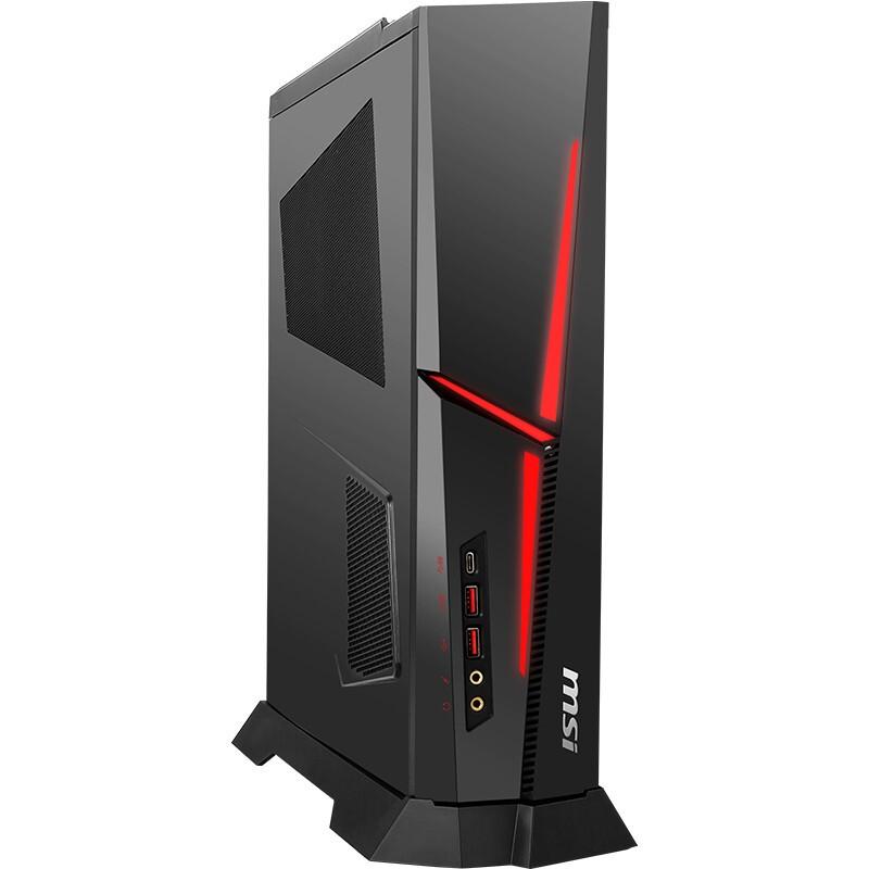 MSI 微星 Trident A 台式电脑主机(i7-10700F、16GB、512GB SSD+2T、RTX3060TI)