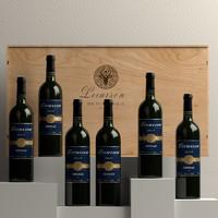 PLUS会员:露颂 干红葡萄酒  750ml*6瓶