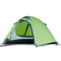 EUSEBIO SPORT 4710786301630 户外双层防风防雨帐篷