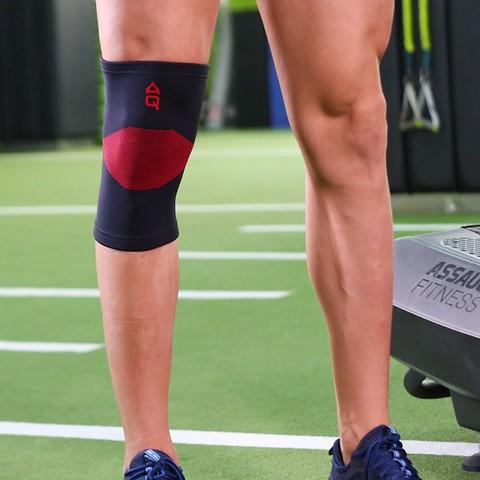 AQ 专业运动护膝 针织款