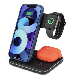 芯鲜 SH80 手机手表耳机 三合一 充电支架