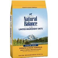 Natural Balance 天衡宝 鸭薯配方 小型成犬粮 26磅 11.8kg
