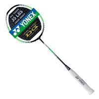 尤尼克斯羽毛球拍yy超轻全碳素进攻型VT7DG黑绿可拉35磅 单拍 已穿线(送手胶)