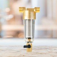 佳尼特智能净水器+前置过滤器