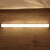 鸿视 LED智能无线充体感应小夜灯 500mm白光充电款