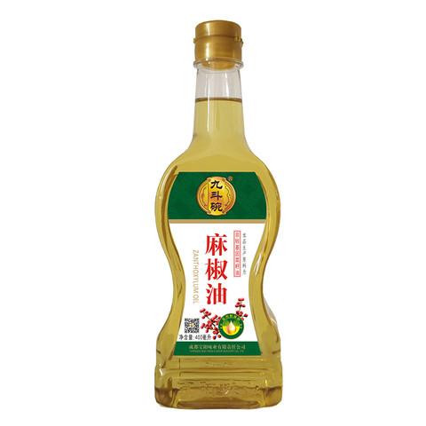 九斗碗麻椒油400ml 特麻米线凉拌调味麻椒油四川特产花椒油