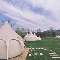 湖州慕仁露营淙星营地1晚(含双早+下午茶+户外活动)