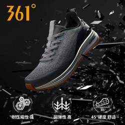 361° 671942202 Q弹科技 男款跑步鞋