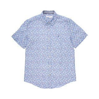 NAUTICA 诺帝卡 WM81224MM 男士衬衫