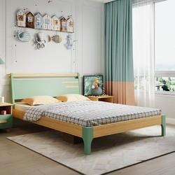 CHEERS 芝华仕 C046 现代简约儿童床 1.2m+床头柜