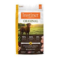 Instinct百利 无谷鸡肉全犬粮 22.5磅
