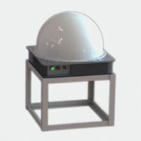 瞭望者 LWZ-8PD3000F 无人机电磁封控设备 驱离迫降管制设备