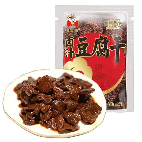沈万三豆腐干90g