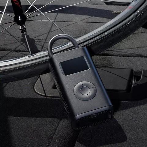 小米(MI) 充气宝车载充气泵 小轿车便携式打气筒 自行车汽车电动车出气筒 米家充气宝