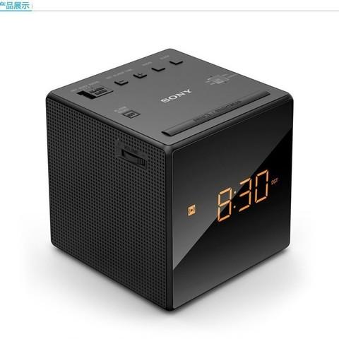 Sony/索尼 ICF-C1 带时钟收音机