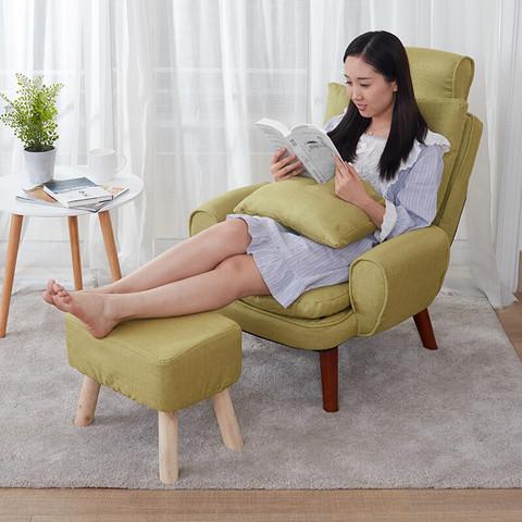 优居客 日式单人沙发椅 靠背6档可调节