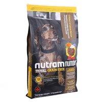 PLUS会员:nutram 纽顿 T27 鸡肉全期犬粮 6kg