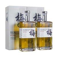 PLUS会员:杜瑞特 青梅果酒 8度 500ml礼盒 2瓶装