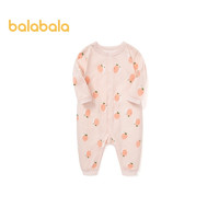 Balabala 巴拉巴拉 新生婴儿连体衣