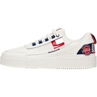 ANTA 安踏 可口可乐联名 912128030 男款板鞋