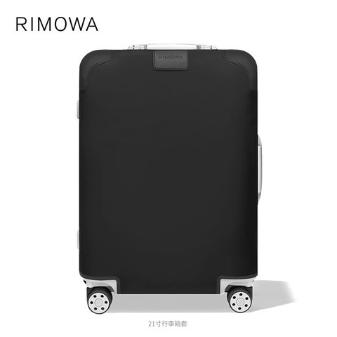 RIMOWA/日默瓦SUITCASE COVER original系列行李箱保护套 黑色 original 21寸(迷彩款&联名款)
