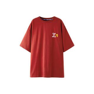 LEDIN 乐町 奇奇蒂蒂联名系列 女士短袖T恤 CWDAA1213