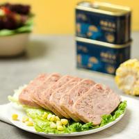 肉香满满,火腿猪肉罐头 198克*6罐/箱
