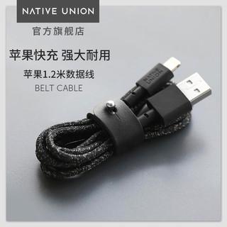 Native Union数据线iPhone苹果MFi认证Typec手机快充电Lightning