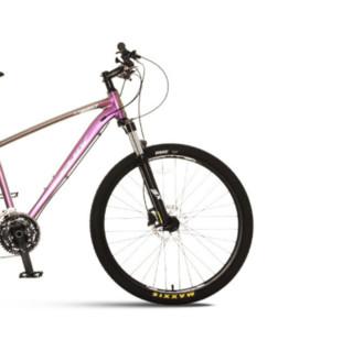 PHOENIX 凤凰 山地车 KX950 电光紫 27.5英寸 27速