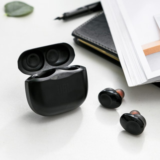 JBL 杰宝 TUNE120 TWS 入耳式真无线蓝牙耳机
