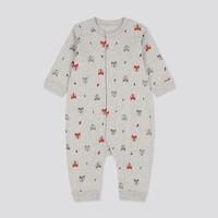 婴儿/新生儿 连体装(长袖 哈衣 婴儿爬爬服) 428793