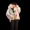 elf sack 妖精的口袋 大闹天宫联名系列 女士短外套 1110_AL4017