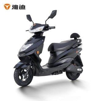 Yadea 雅迪 豪战精致版 电动车