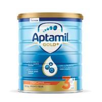 Aptamil 澳洲爱他美  金装 婴儿配方奶粉 3段 900g