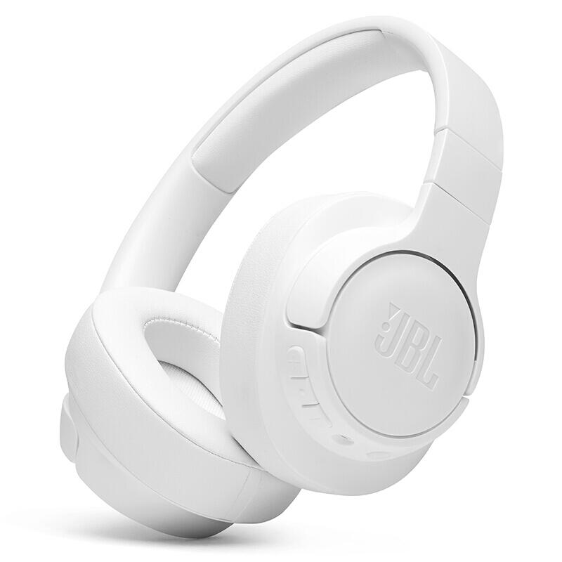 JBL 杰宝 TUNE 700BT 耳罩式头戴式无线蓝牙耳机