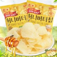 海太 蜂蜜黄油薯片 60g*3袋
