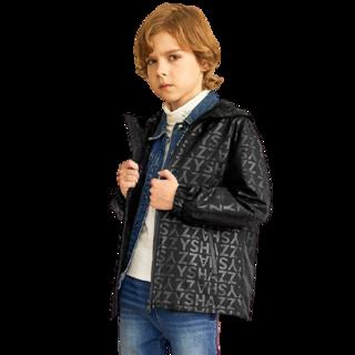 儿童风衣外套