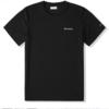 Columbia 哥伦比亚 男子运动T恤 EE0293-010 黑色 L