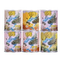 88VIP:苔趣 夹心海苔脆 40g*6罐