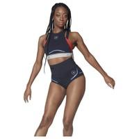 adidas 阿迪达斯 Asmc Bd Bikinib 女子运动泳衣 GL7617