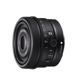 SONY 索尼 FE 40mm F2.5 G 标准定焦镜头 索尼FE卡口 49mm
