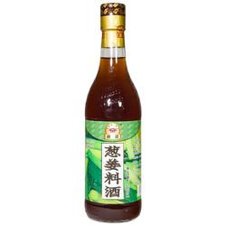 桃溪 12度 家庭烹调 葱姜料酒 500ml