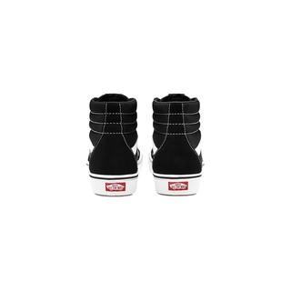 VANS 范斯 Comfycush SK8-Hi 中性运动板鞋 VN0A3WMBVNE 黑色 37