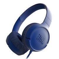 12日0点:JBL 杰宝 TUNE 500 头戴式有线耳机 石墨蓝