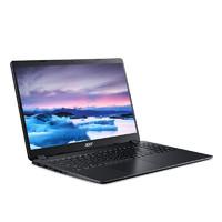 acer 宏碁 墨舞 EX215 15.6英寸 轻薄本 黑色(酷睿i5-10210U、MX230、8GB、128GB SSD、1TB HDD、1080P、EX215-51G-59WK)
