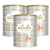 Wyeth 惠氏 S-26 Alula 铂金婴幼儿奶粉 4段 900g*3罐