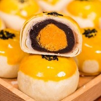 鑫鹭 蛋黄酥 雪媚娘麻薯 55g*6枚